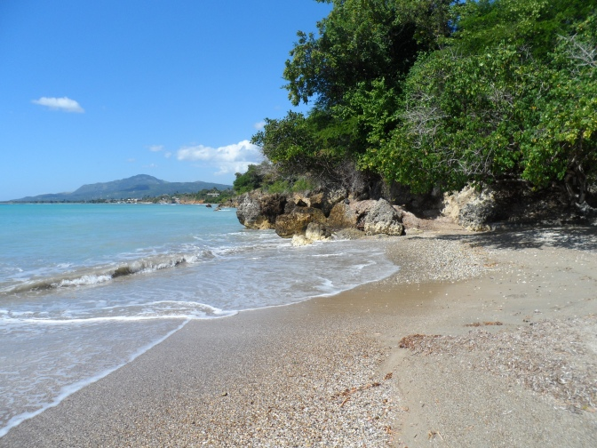 Lyssons (UWI) Beach Review