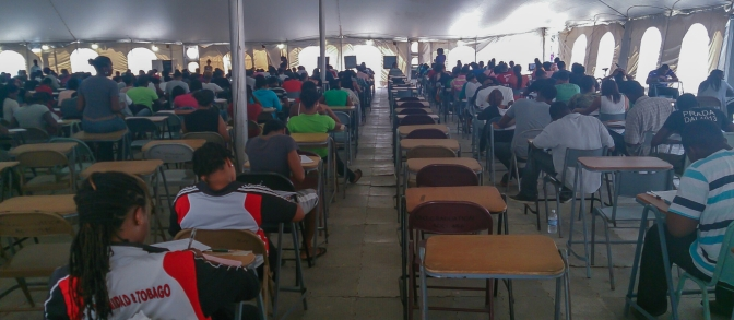 UWI Examinations: An Invigilator's point of view