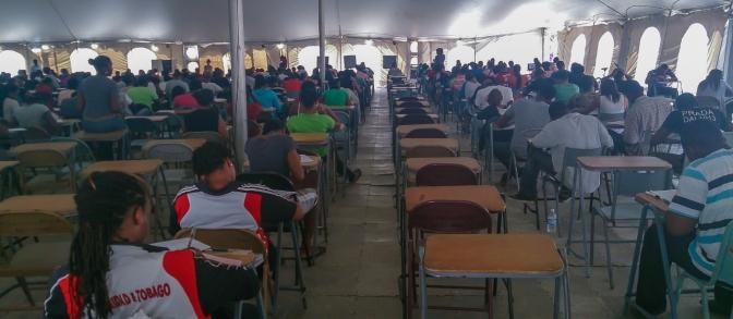 UWI Examinations: An Invigilator's point of view