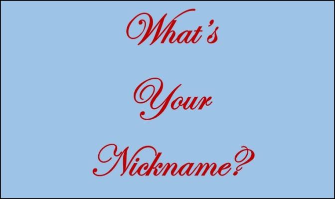 Jamaican Nicknames