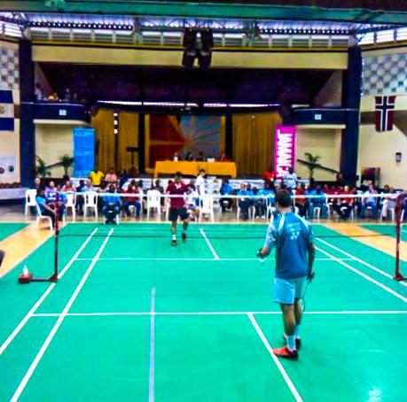 Badminton: My Addiction