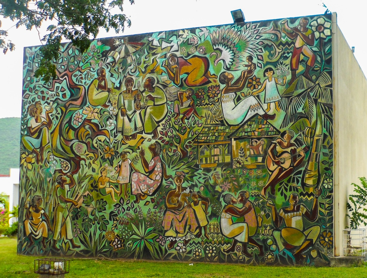 Art On Campus: UWI Mona
