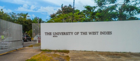UWI MONA MAIN GATE