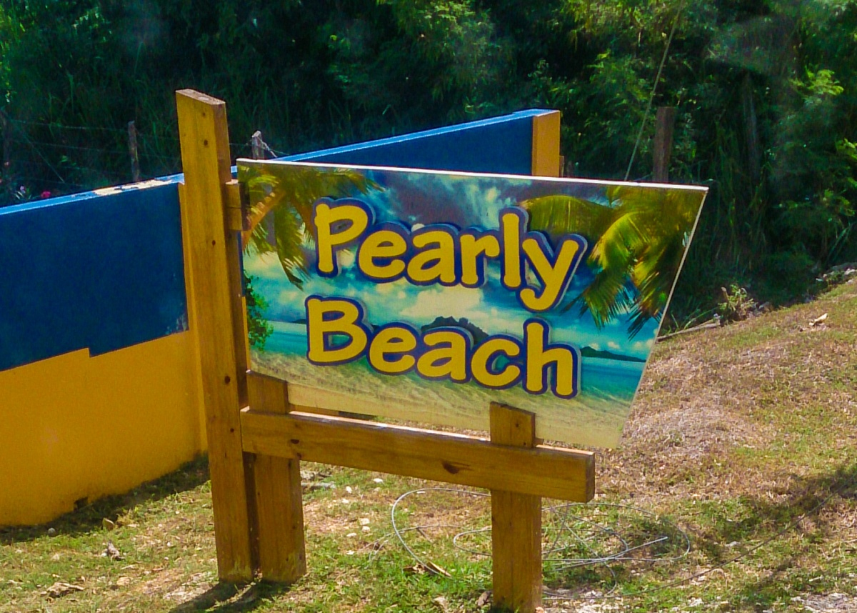 The Pearly BeachReview!