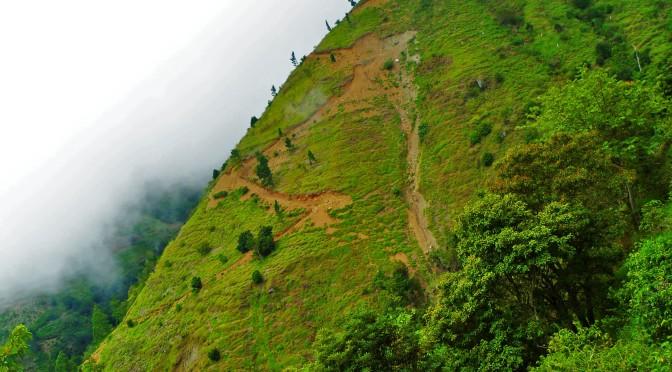 Blue Mountain Hike 2016 Trail Test