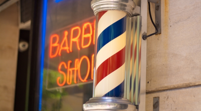 Barbershop Fidelity In Jamaican Men