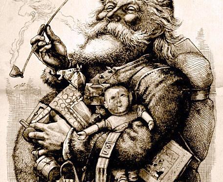 Christmas: A Marketing Scheme